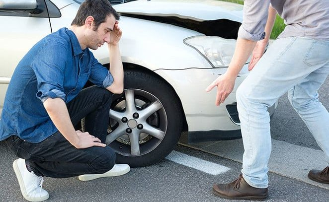 Accidentes de tráfico causados por vehículos sin seguro