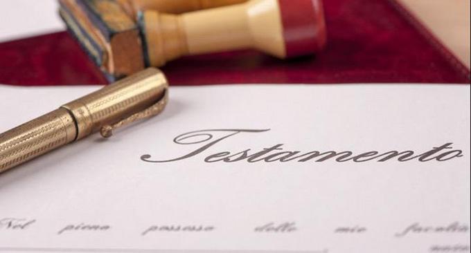 La herencia con o sin testamento
